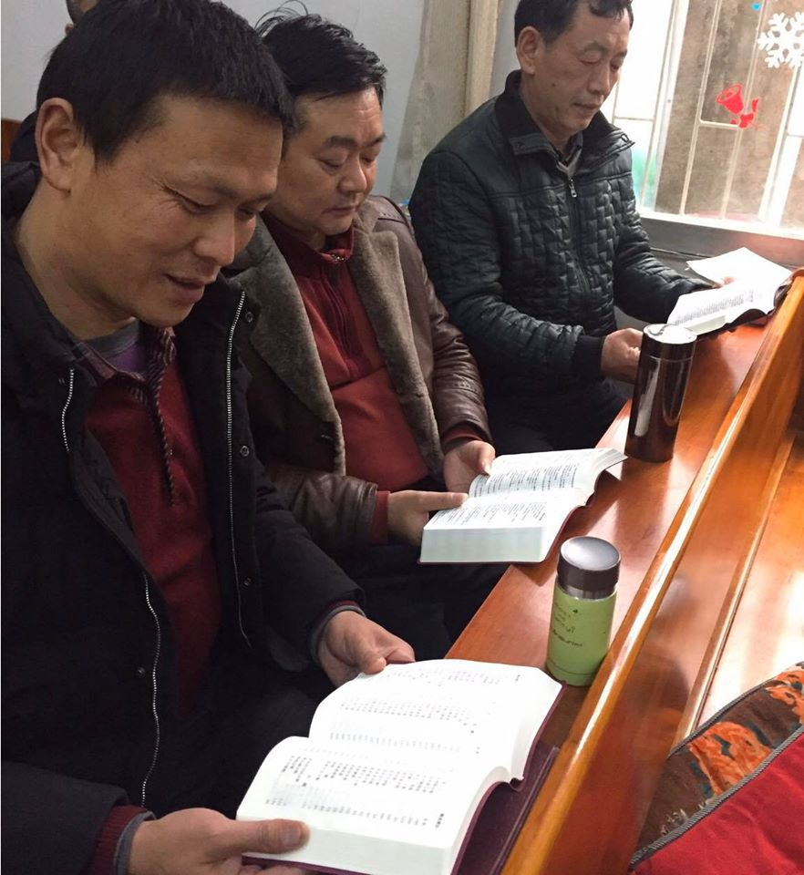 As Political Tensions Rise, Bibles For China Presses On