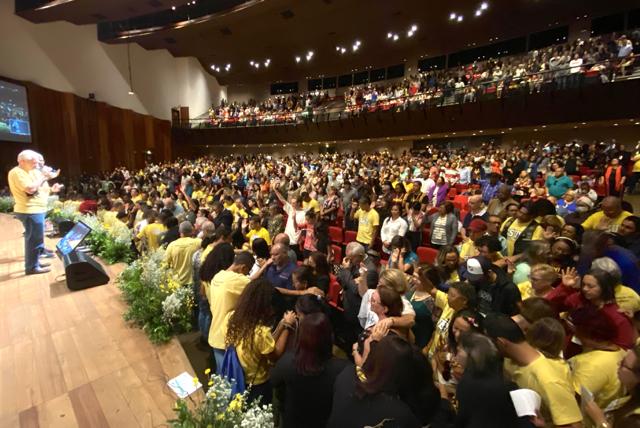Sammy Tippit Ministries plans on reaching 10 million, starting with Brazil