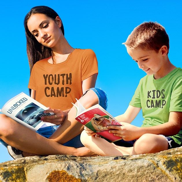 Keys for Camps Helps Children Stay in the Word Even After Bible Camp Ends