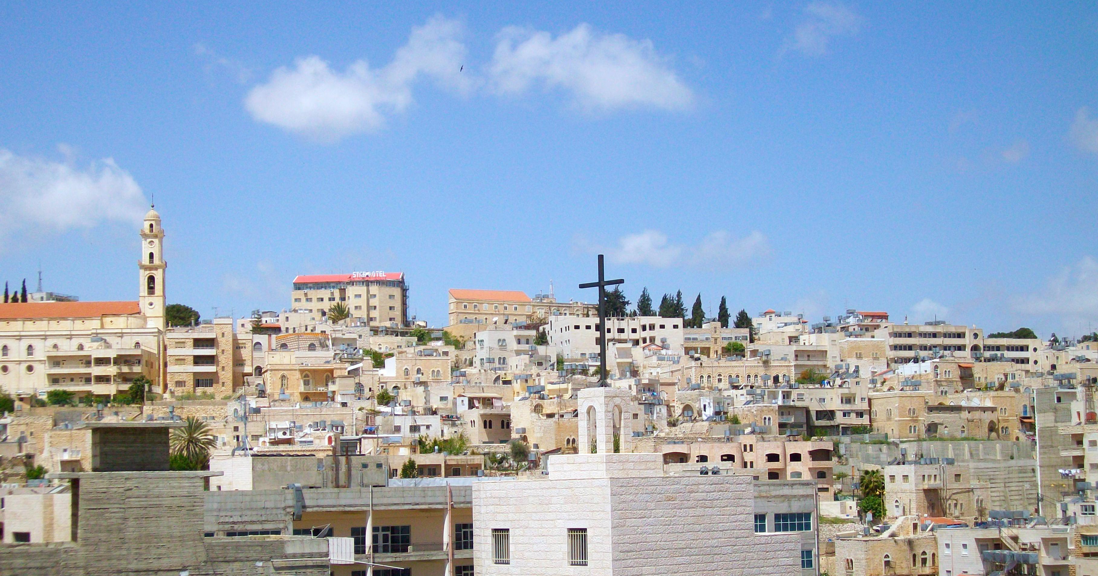 Life in Bethlehem during the coronavirus lockdown