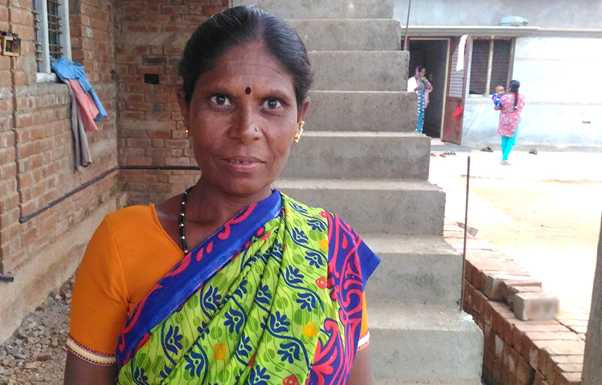 From temple prostitute to free in Christ; one devadasi's story