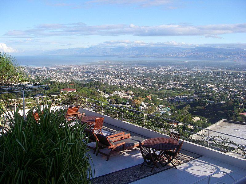 Theft runs rampant in Haiti