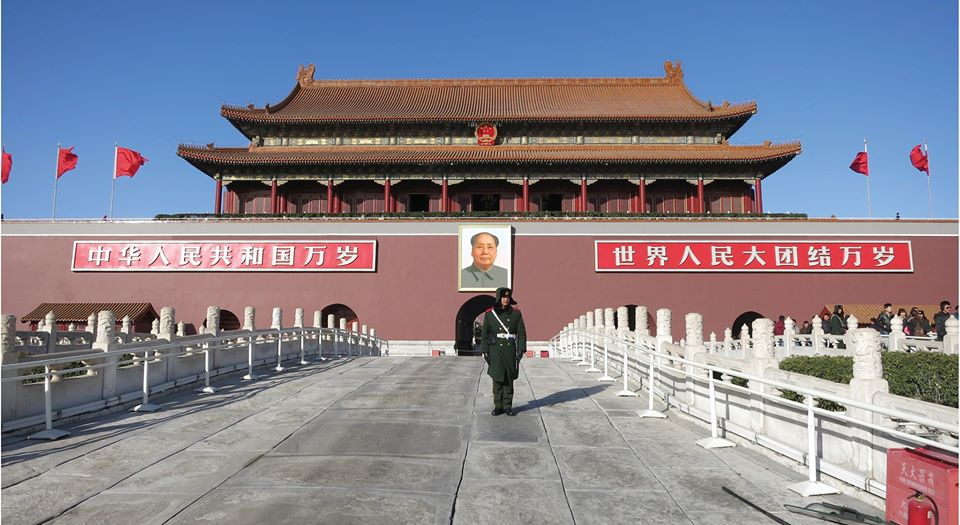China: the sinicization of the Church.