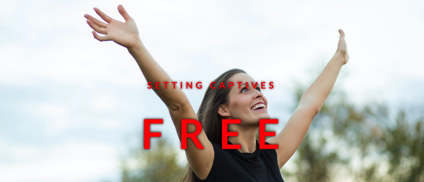 Set Free: finding freedom in Christ after trauma