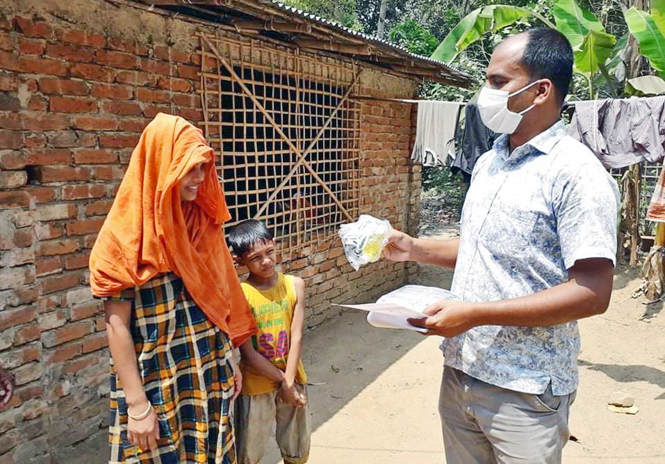 Bangladesh Suffers During Coronavirus Plague but Sees Sparks of Hope