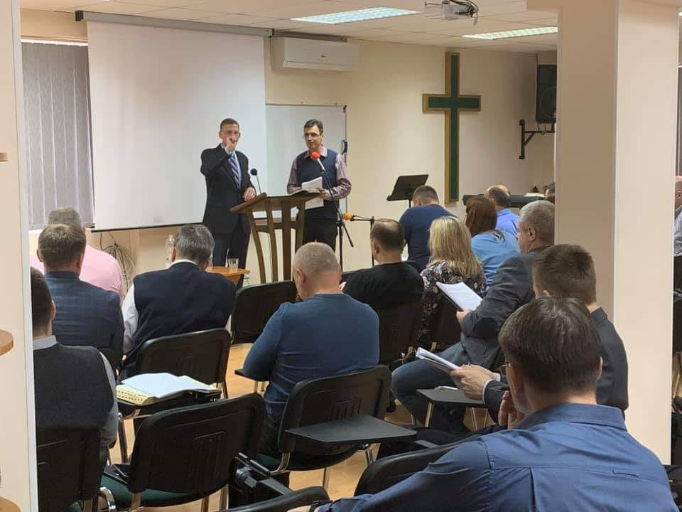 Slavic Gospel Association Provides Theological Training Amid Conflict in Former Soviet Union