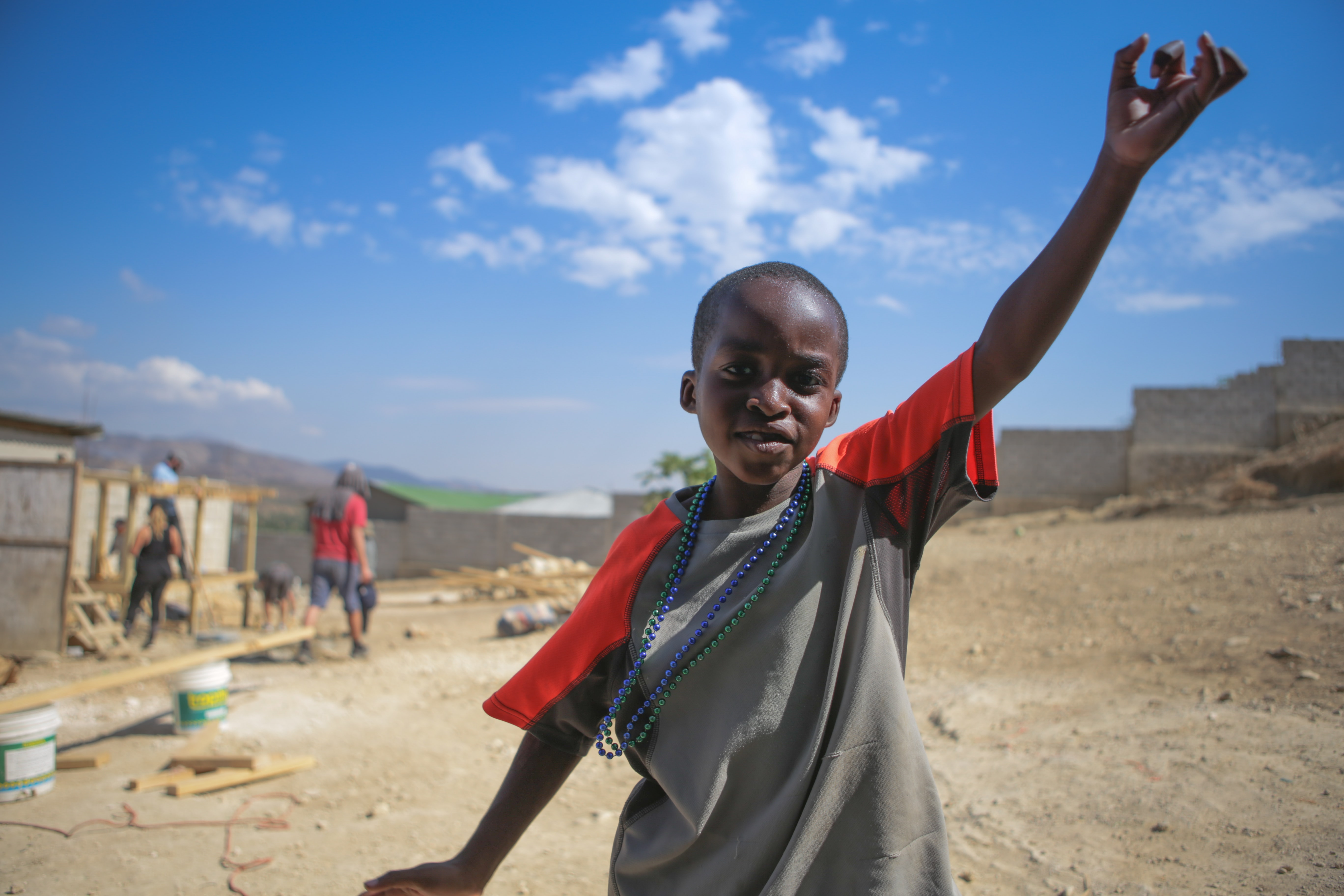 Breaking cycles of disaster and poverty in Haiti