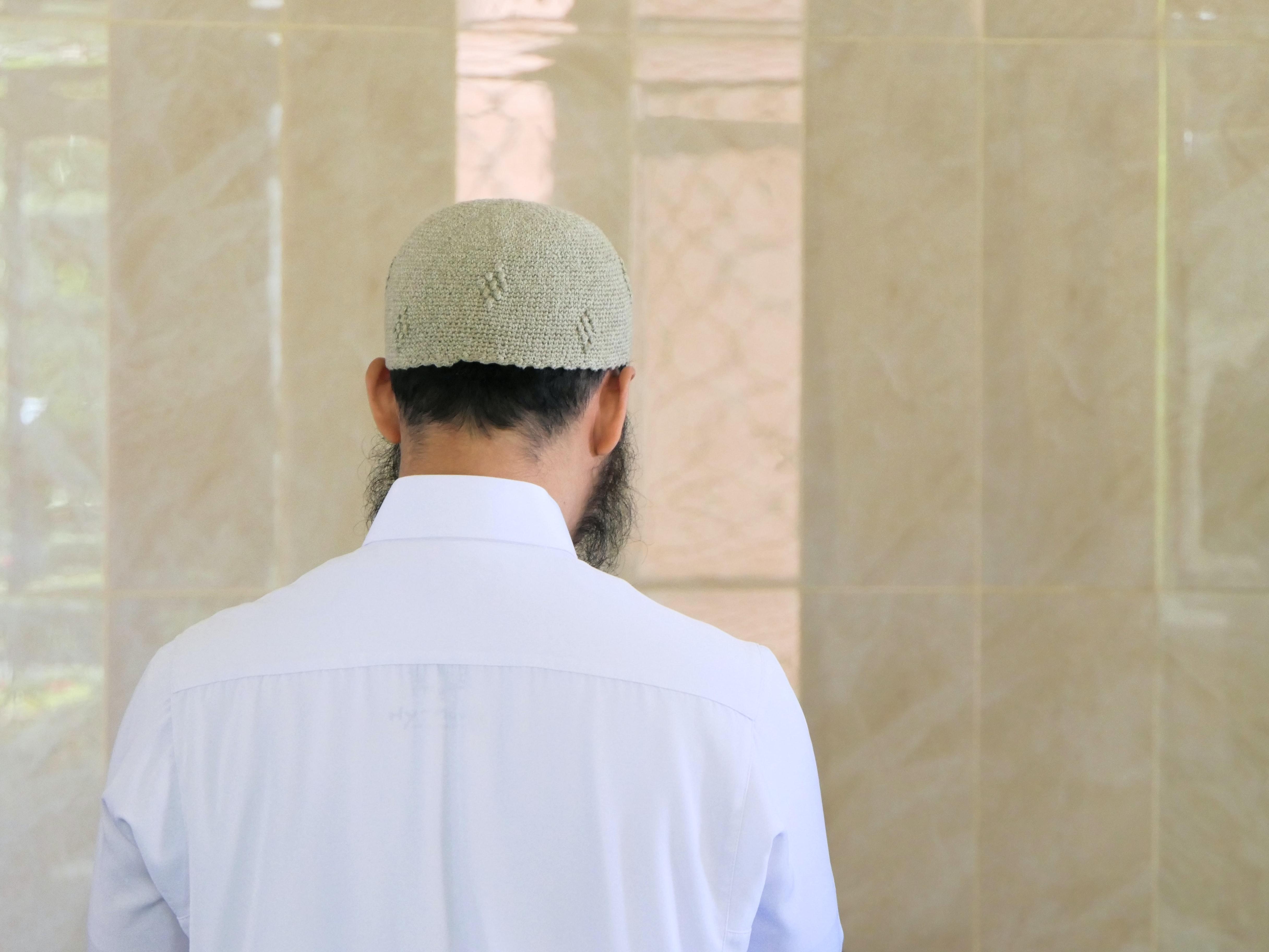 muslim man, ramadan