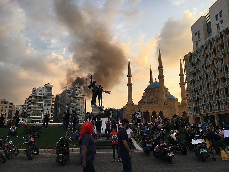 Lebanon's crisis just keeps getting worse