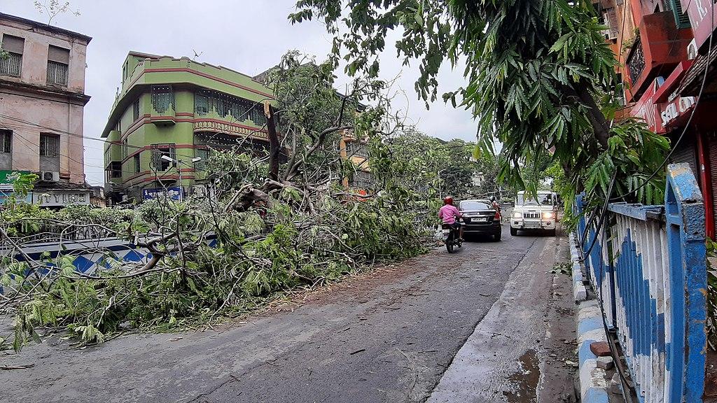 Bangladesh faces Cyclone Amphan aftermath