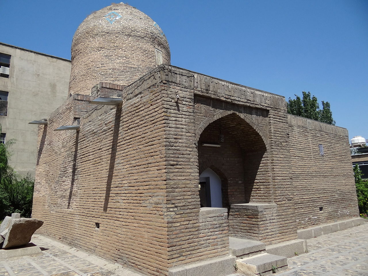 Slew of Iranian Anti-Semitic Attacks Target Jewish Ancient Tomb of Esther and Mordecai