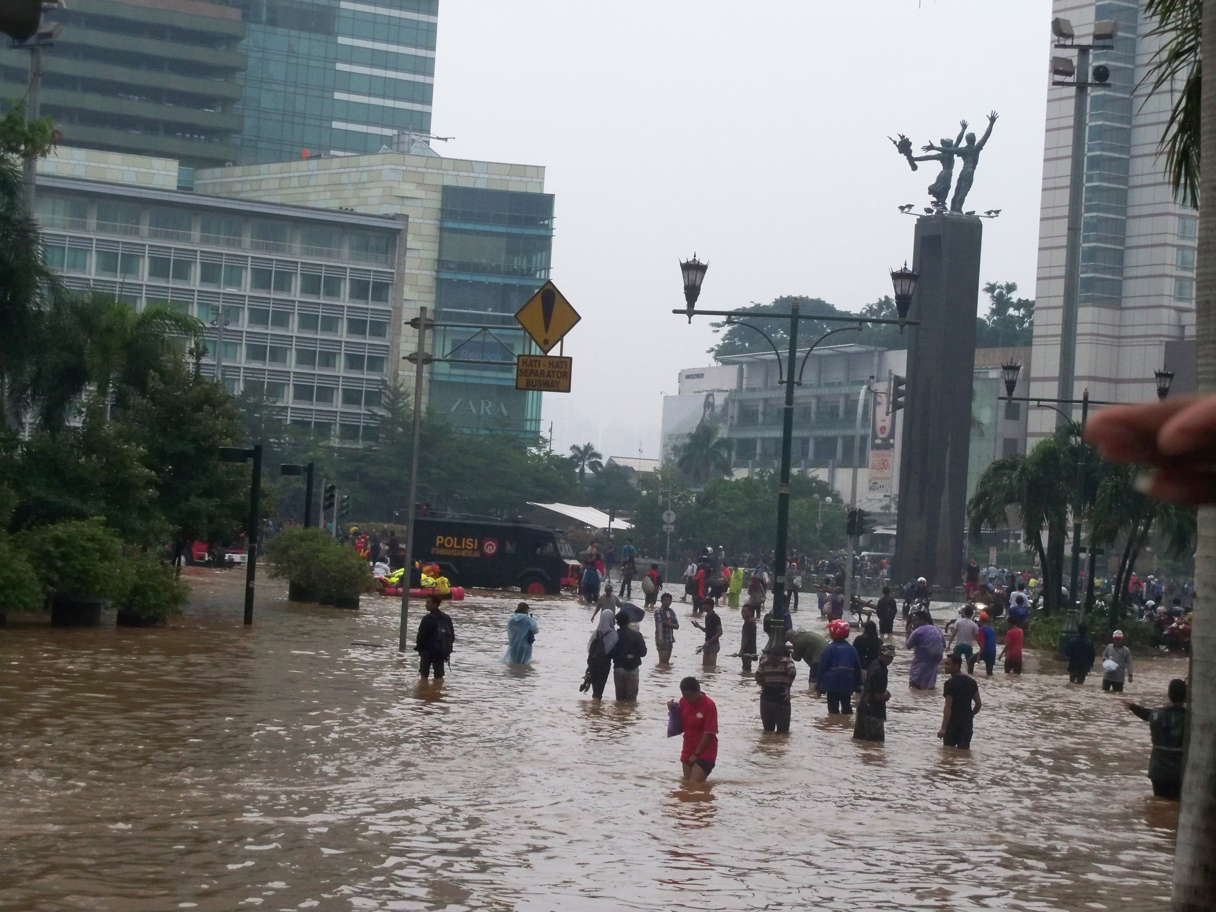 Jakarta: epicenter of Indonesia's COVID-19 crisis