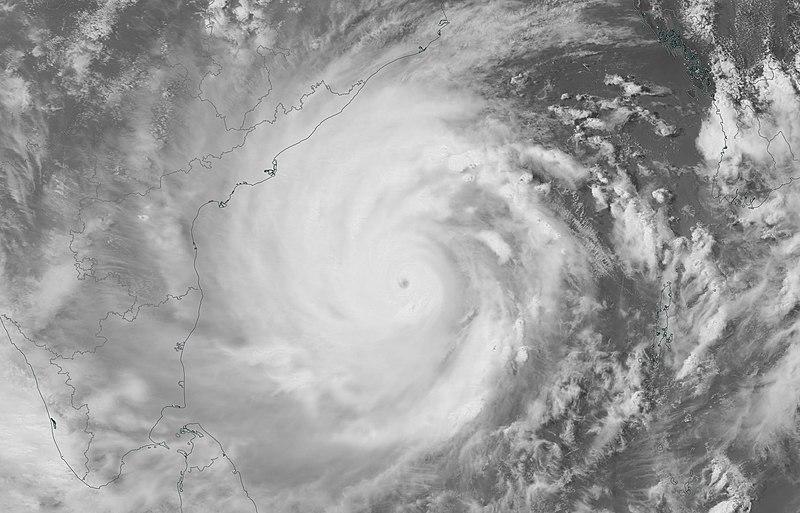 Cyclone Amphan crashes into India and Bangladesh