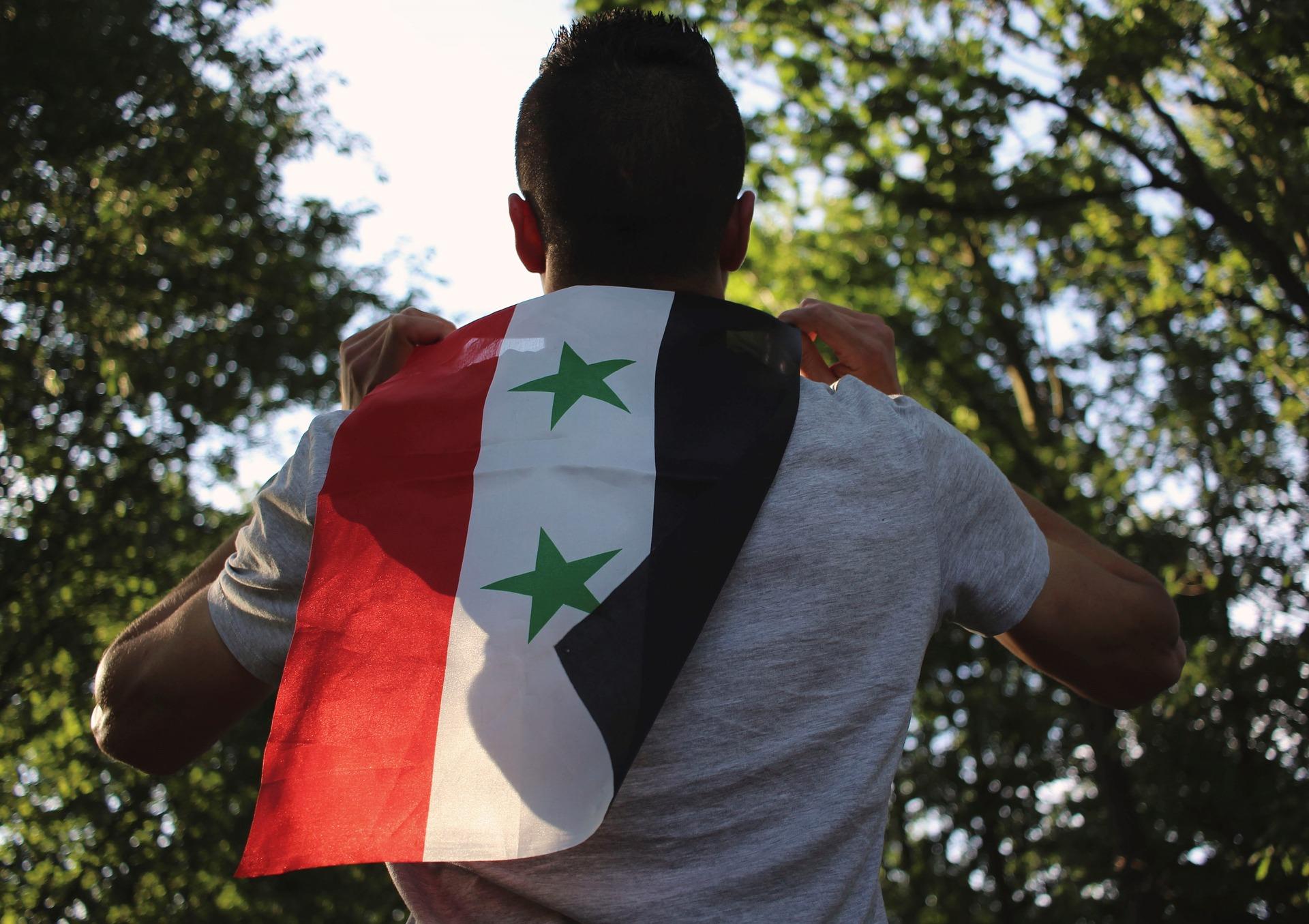 Syria faces triple threat: coronavirus, food crisis, and Islamic State