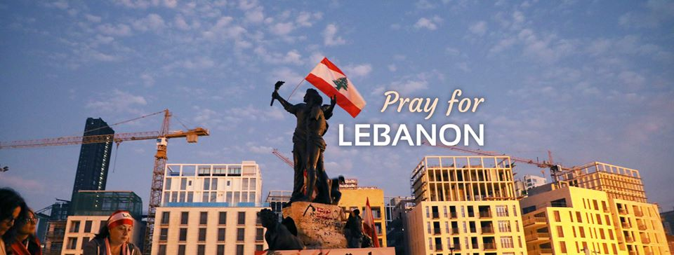 LSESD Distributes Food Boxes and Face Masks as Lebanon's Economy and Financial