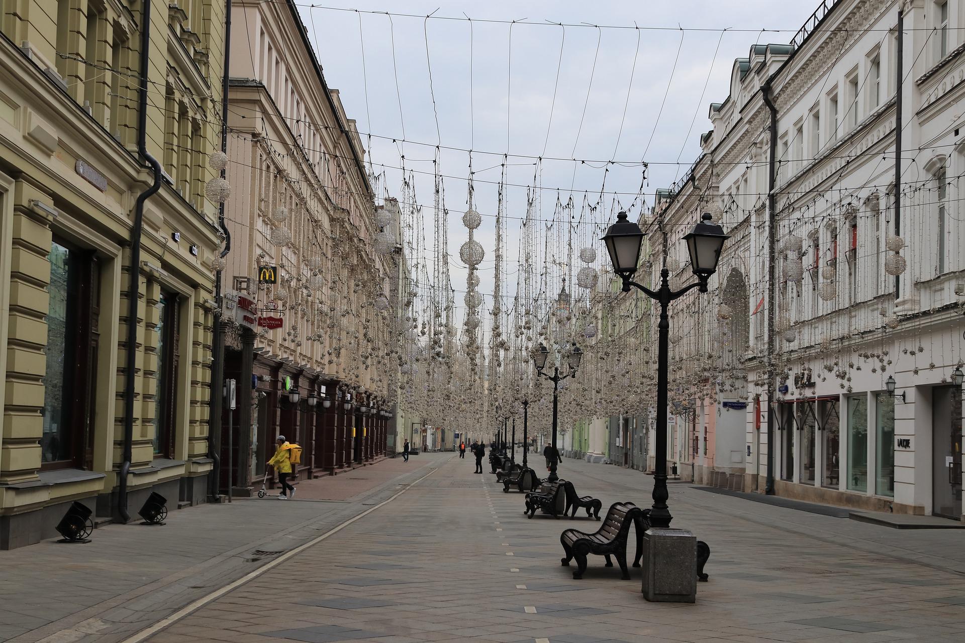 Russia becoming a new COVID-19 hotspot