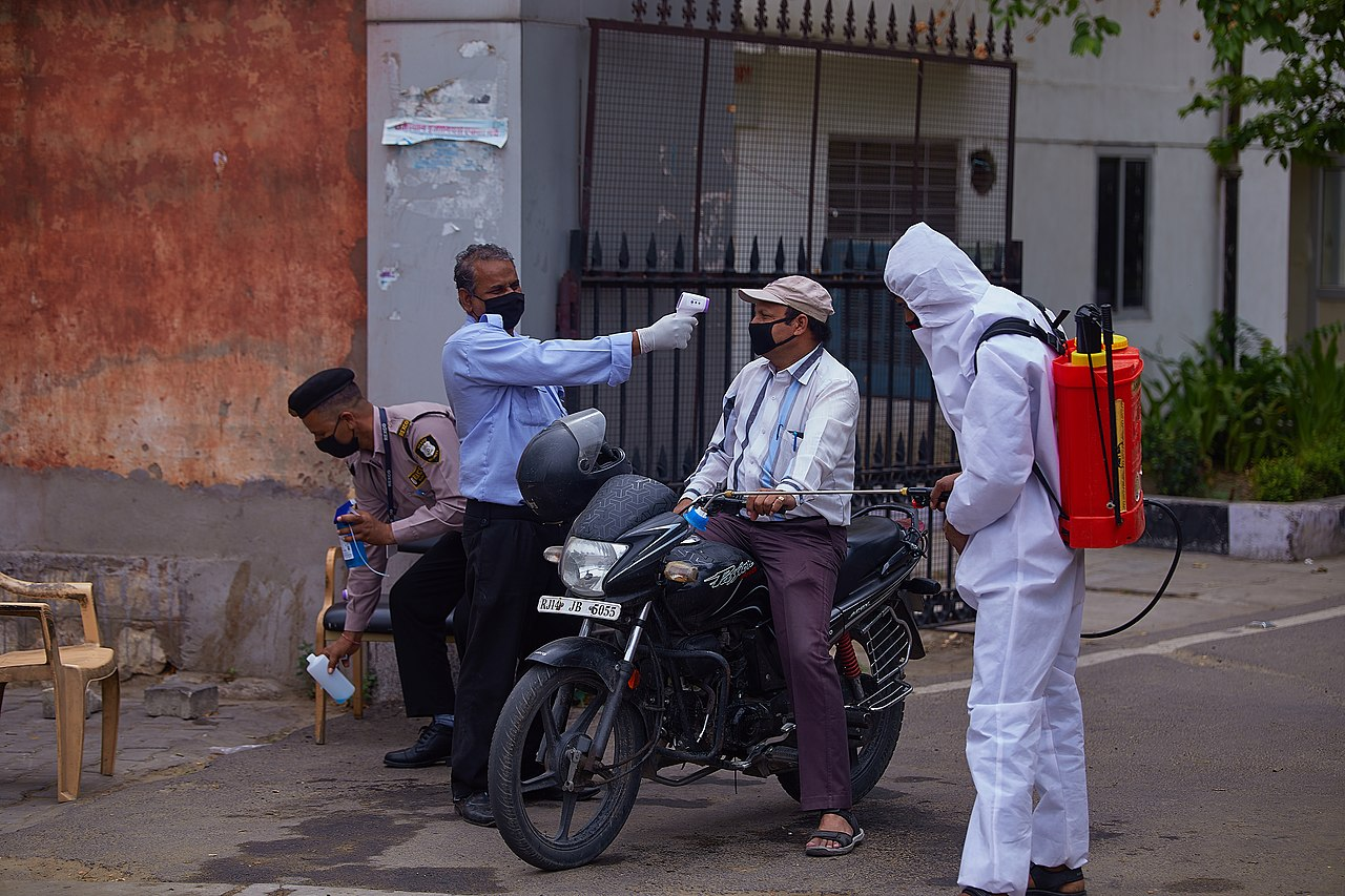Are Coronavirus Restrictions in South Asia Public Health or Persecution?