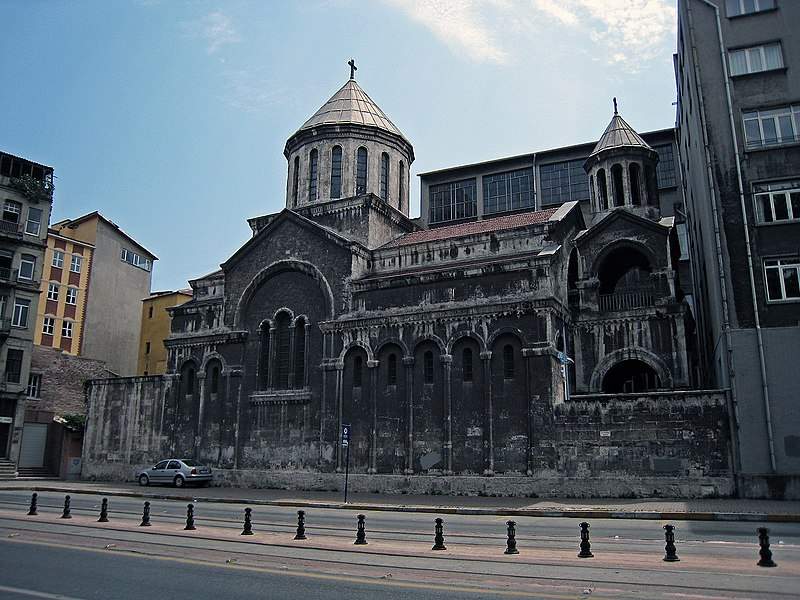 SAT-7 responds to vandalism of Armenian churches in Turkey