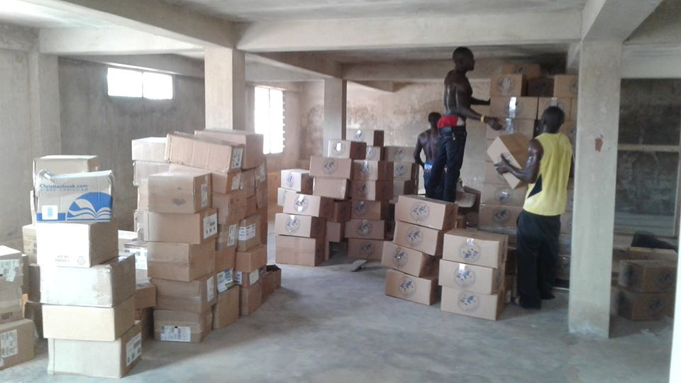 Mission Cry Sends Shipments of Bibles, Discipleship Materials Mid-pandemic