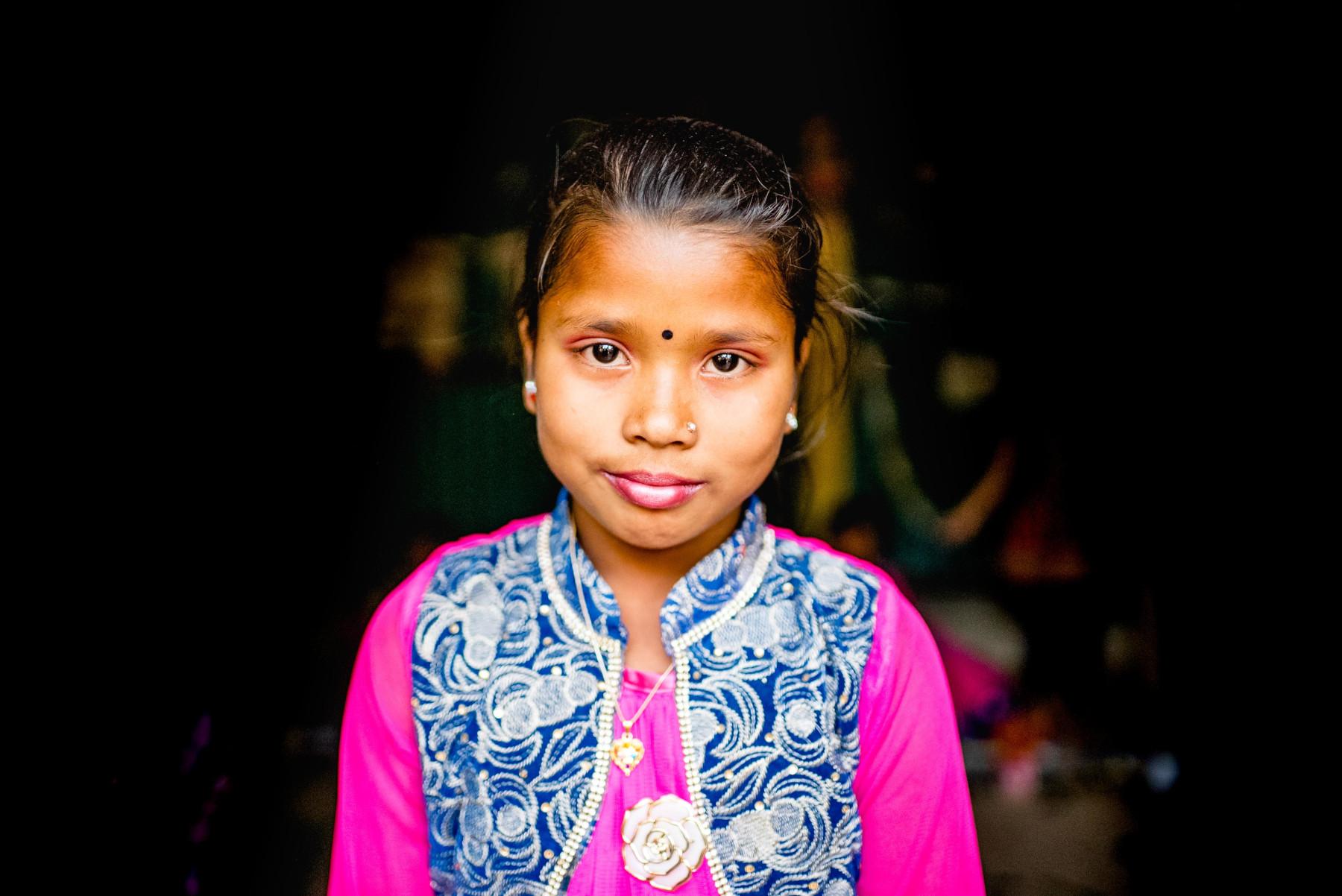 OM USA sounds an alarm for South Asia children