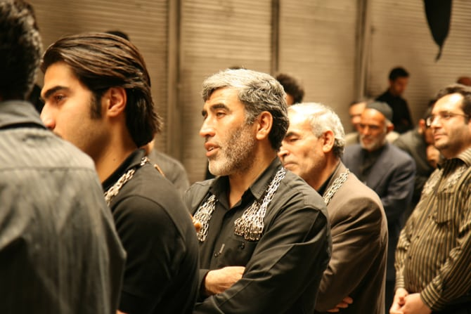 Iran's Large, Young, and Underground Church