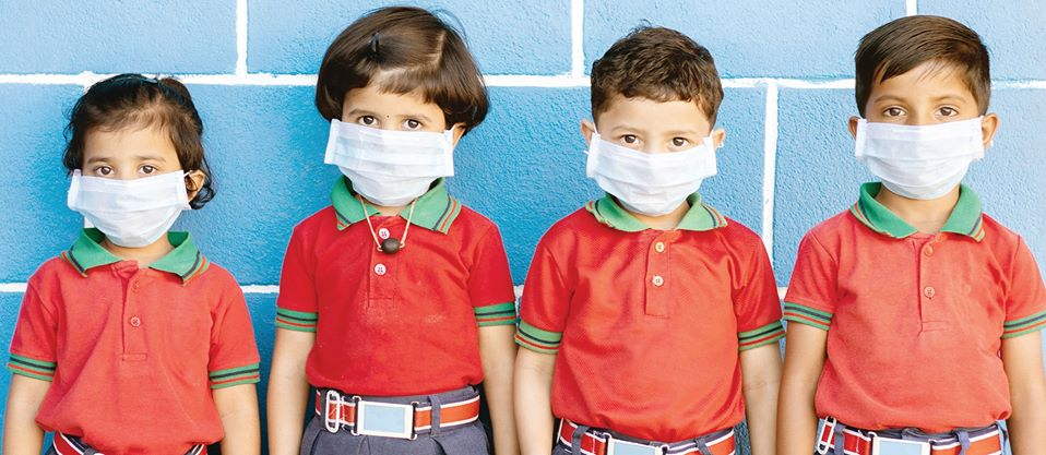 Tent Schools International Keeping Up Education During Coronavirus
