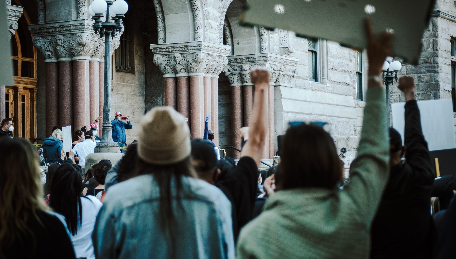 protestors, protests