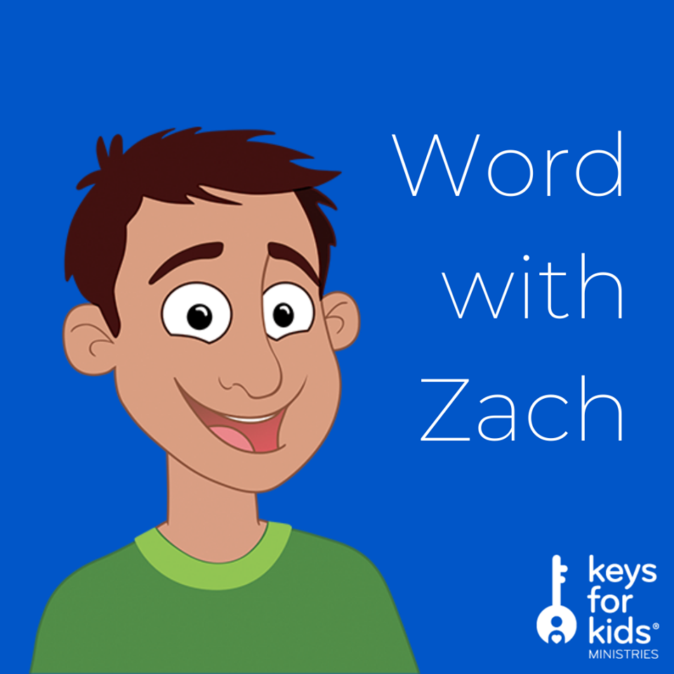 Keys for Kids' 'WORD with Zach' Summer Reading Program Connects Children to God's Story