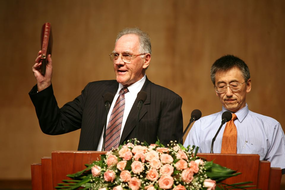 Remembering the legacy of Dr. Werner Burklin