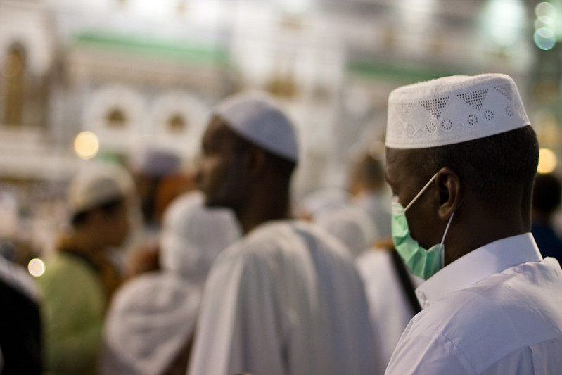 Uncharted Ministries Prepares Gospel Outreach for Muslims Celerating Hajj on July 28