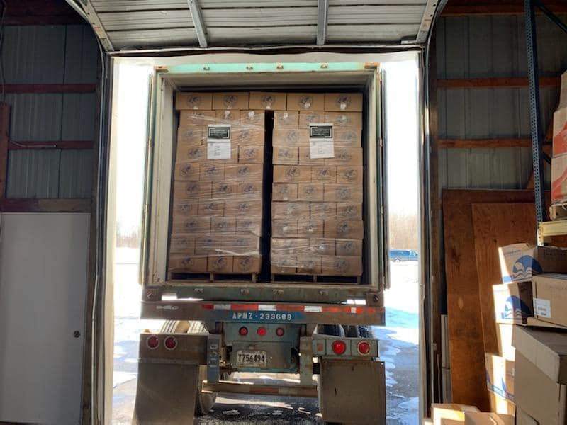 Mission Cry's Shipment of Bibles, Books, and Food Lands in Pakistan