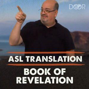 door international, american sign language
