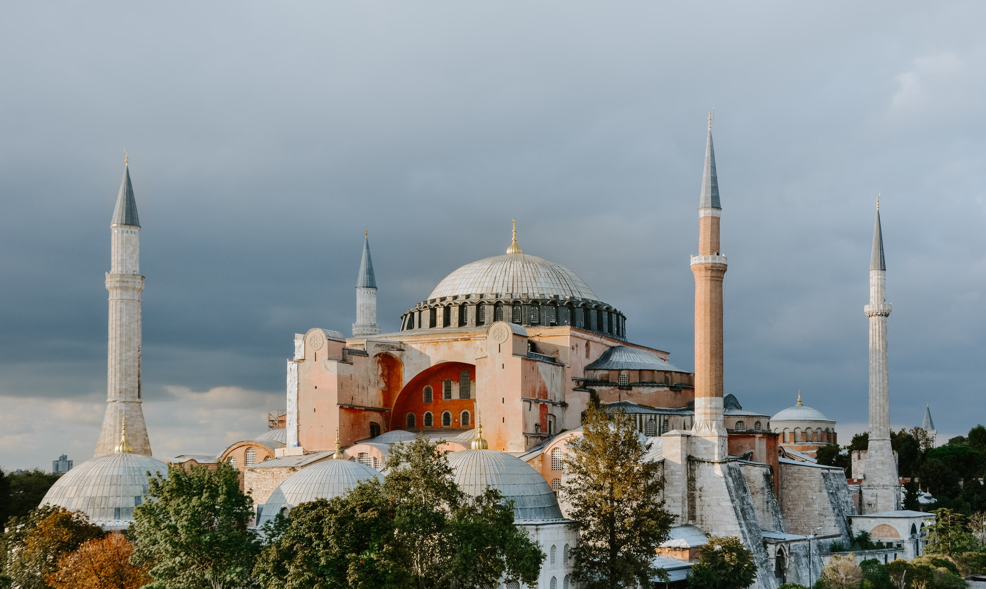 Hagia Sophia, foreign Christians targeted in Turkey