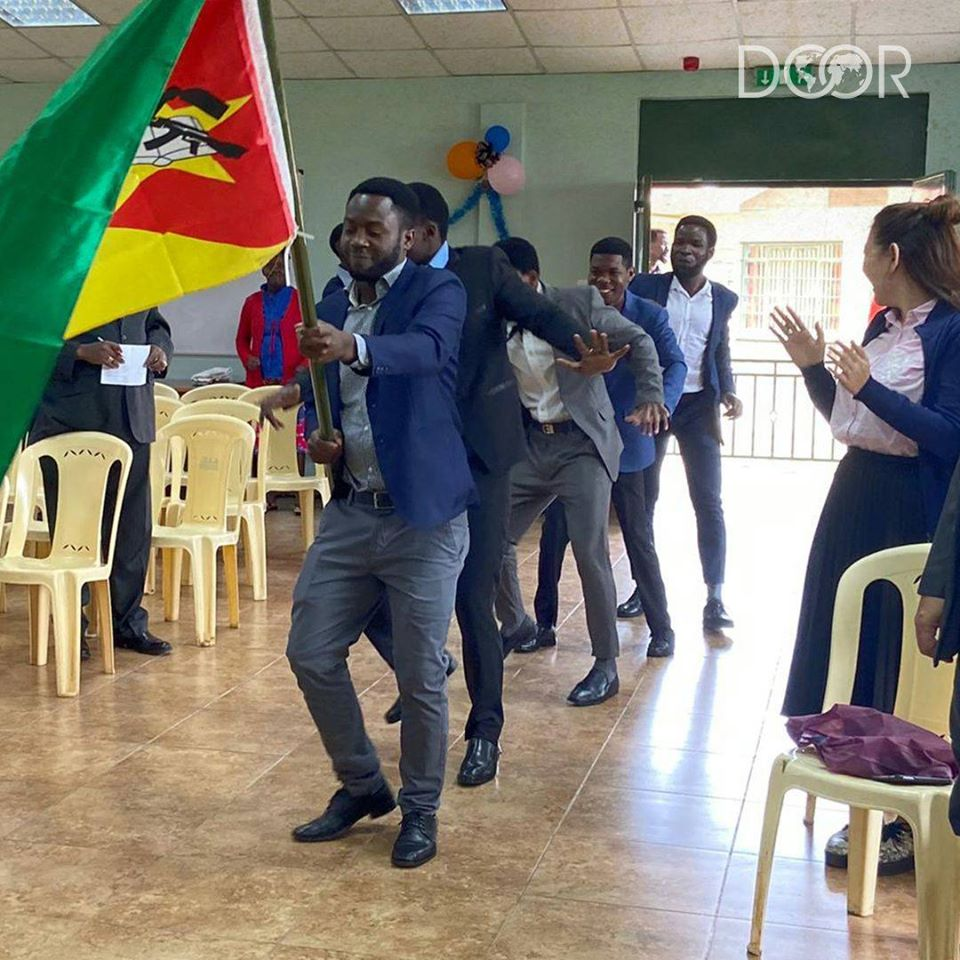 DOOR celebrates new fellowships and Christian workers in East Africa