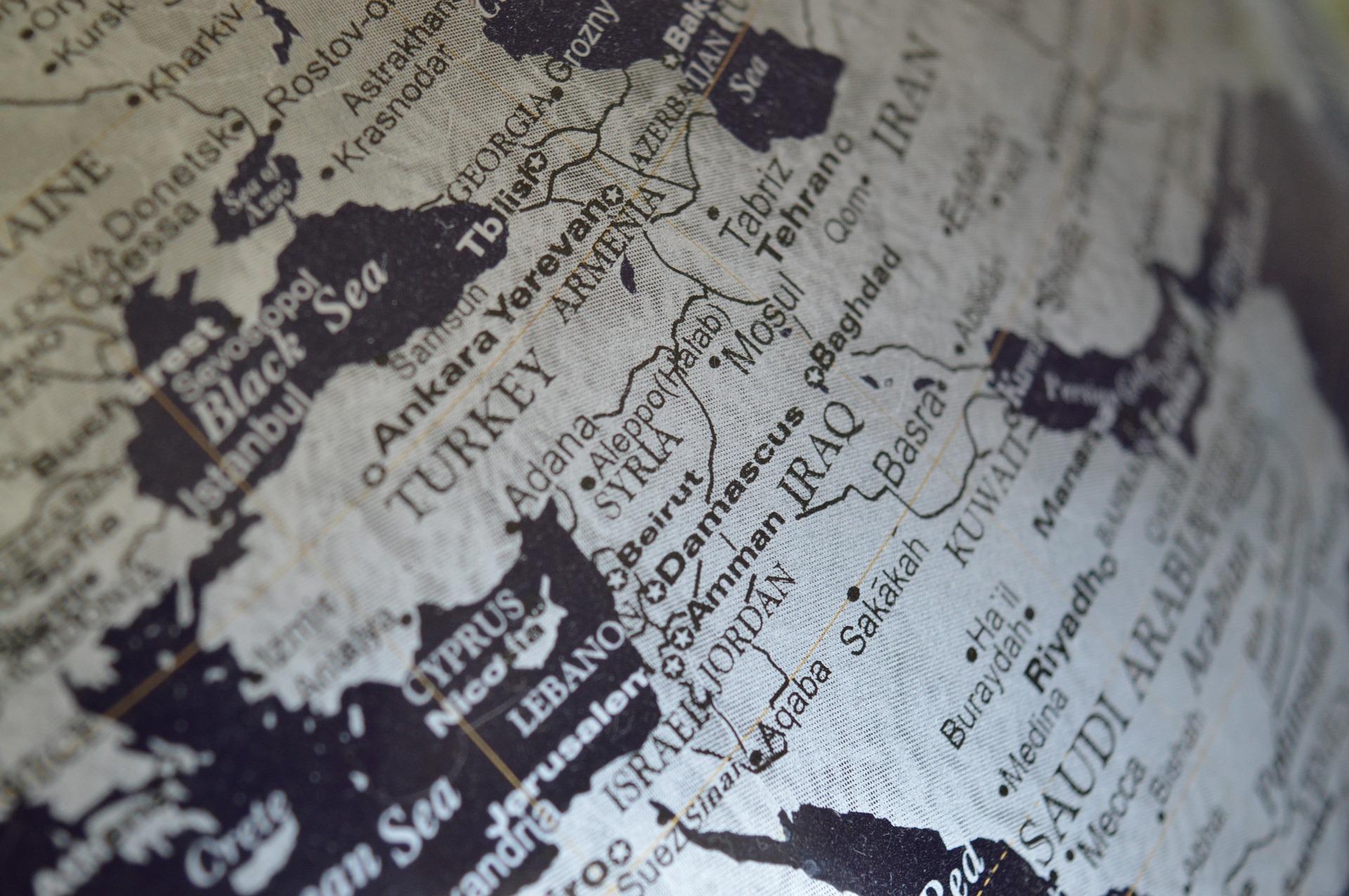 COVID-19 surges in Iraq