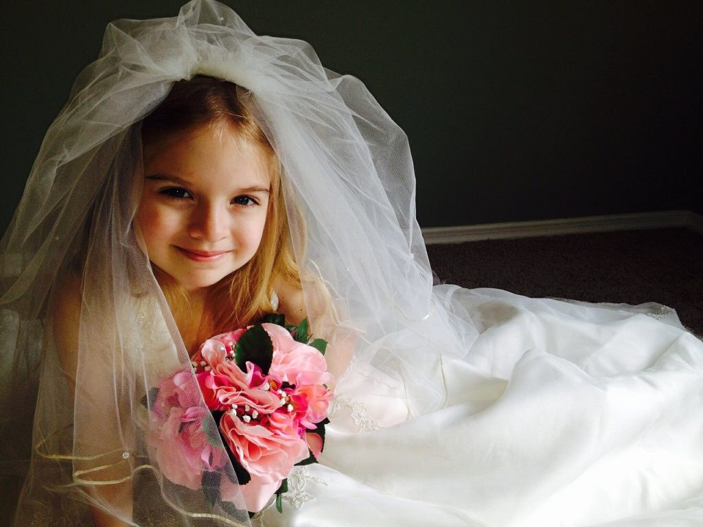 child bride, child marriage