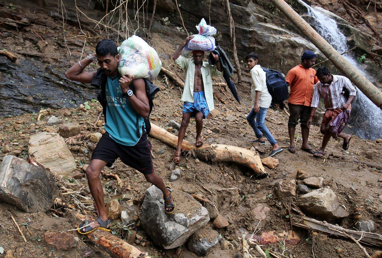 Displaced in a pandemic: Indian monsoon victims encouraged by Christians