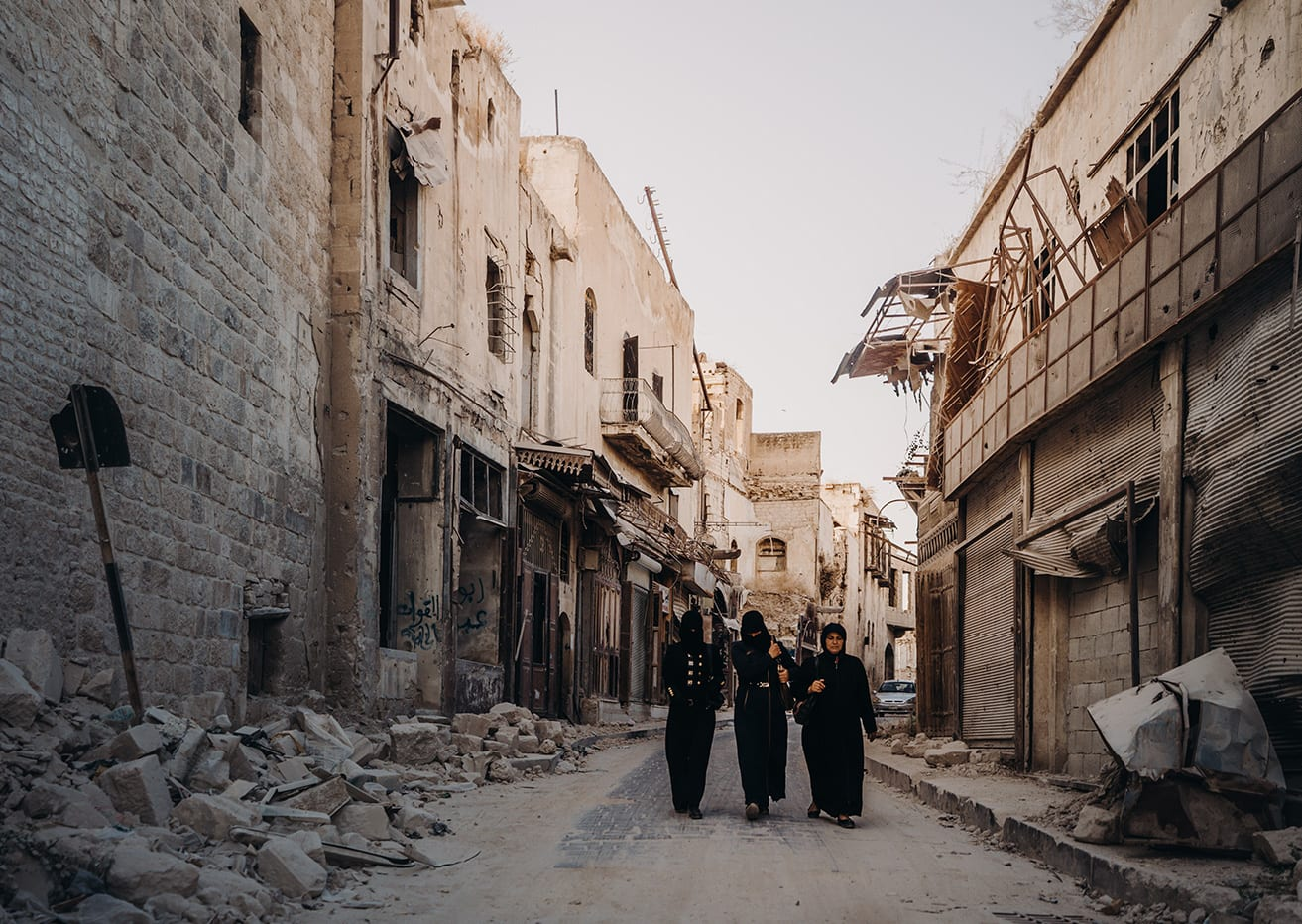 COVID-19 turns 'bad' to 'worse' in Syria, but hope remains