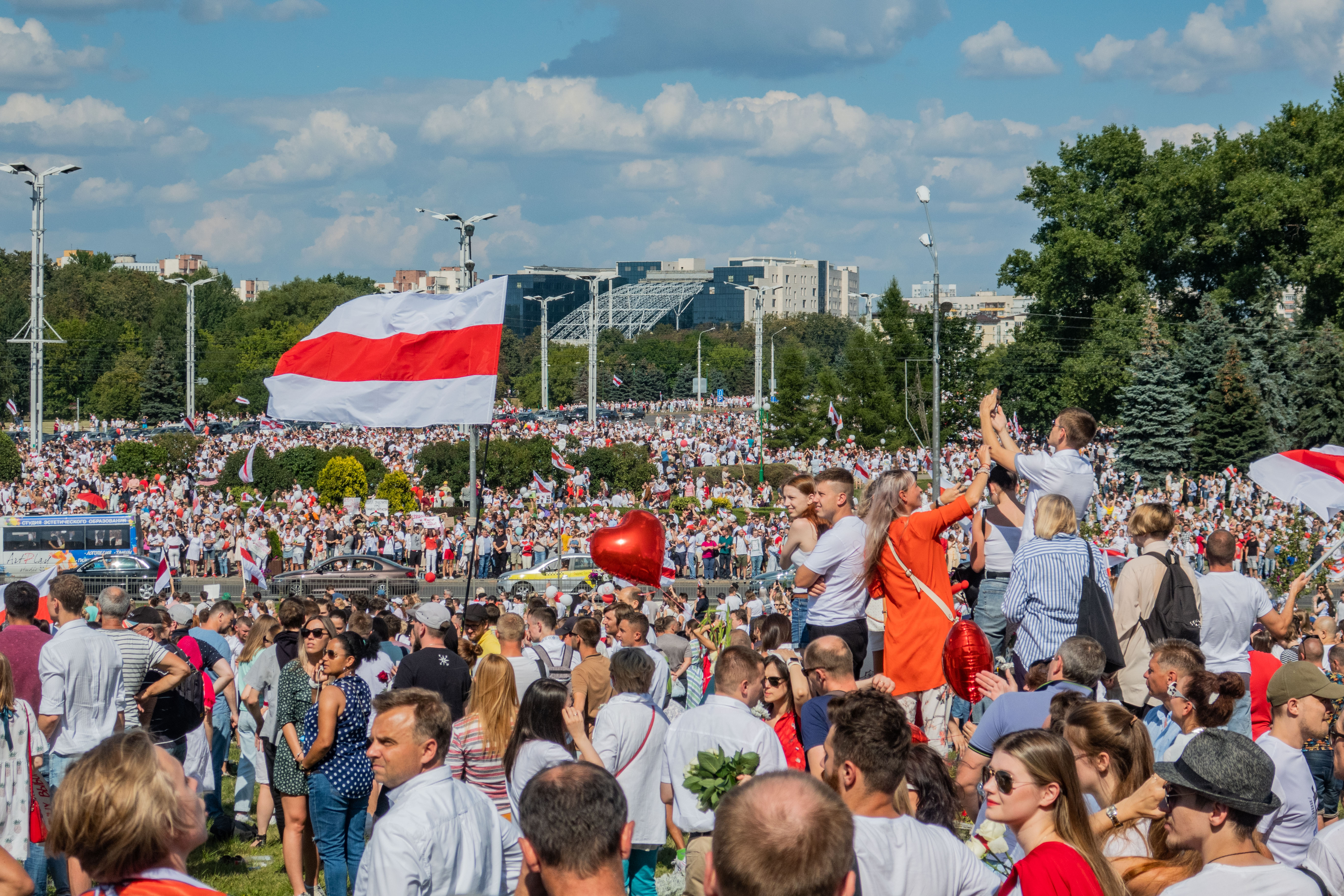 Belarusian Christians concerned about the country's unrest