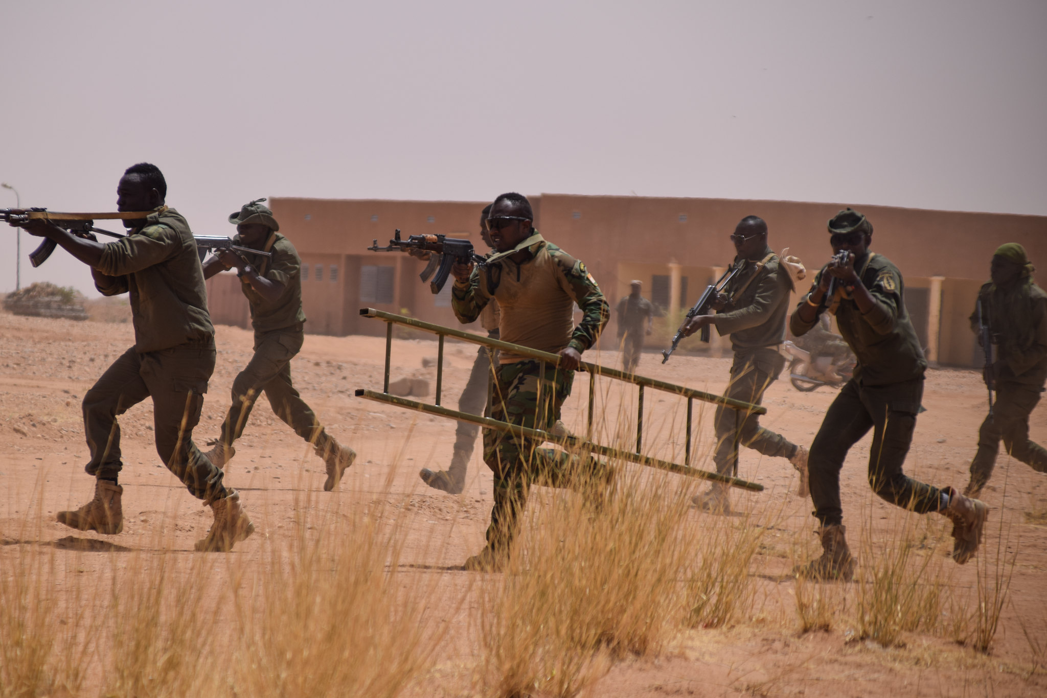 Will Mali be the next Libya or Syria?