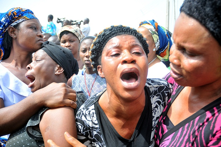 Mission Cry, Nigeria, persecuted Christians