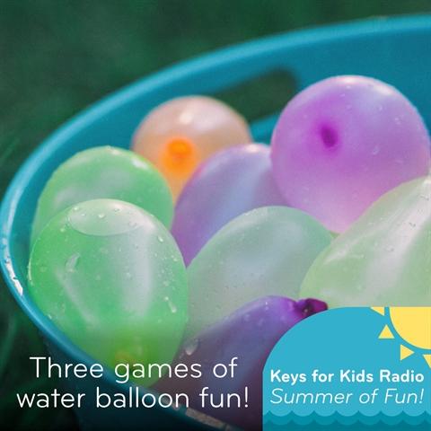 "Keys for Kids ""Summer of Fun"" Nears End"