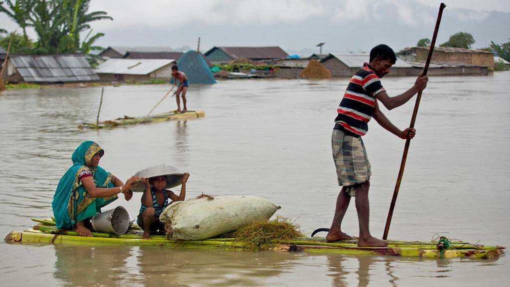 Bihar flooding creates Gospel opportunities