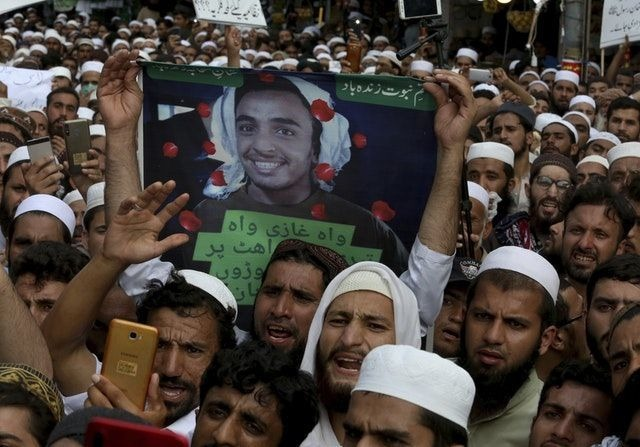 Pakistan celebrates a murder, but Christ's kingdom is rapidly growing