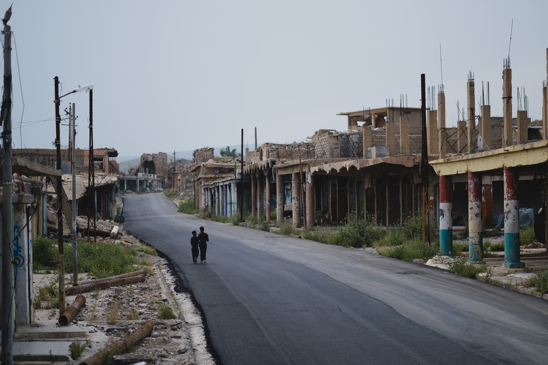 Believers in Iraq face new challenges with fewer options