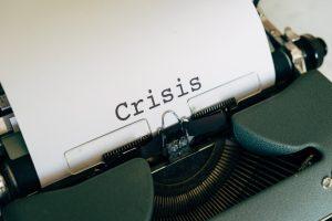 crisis, stress
