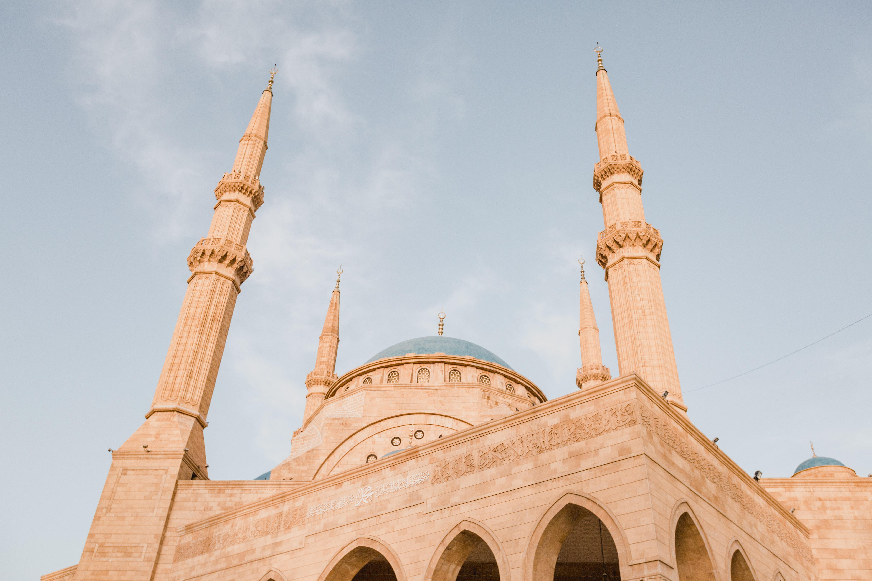 mosque, lebanon, unsplash