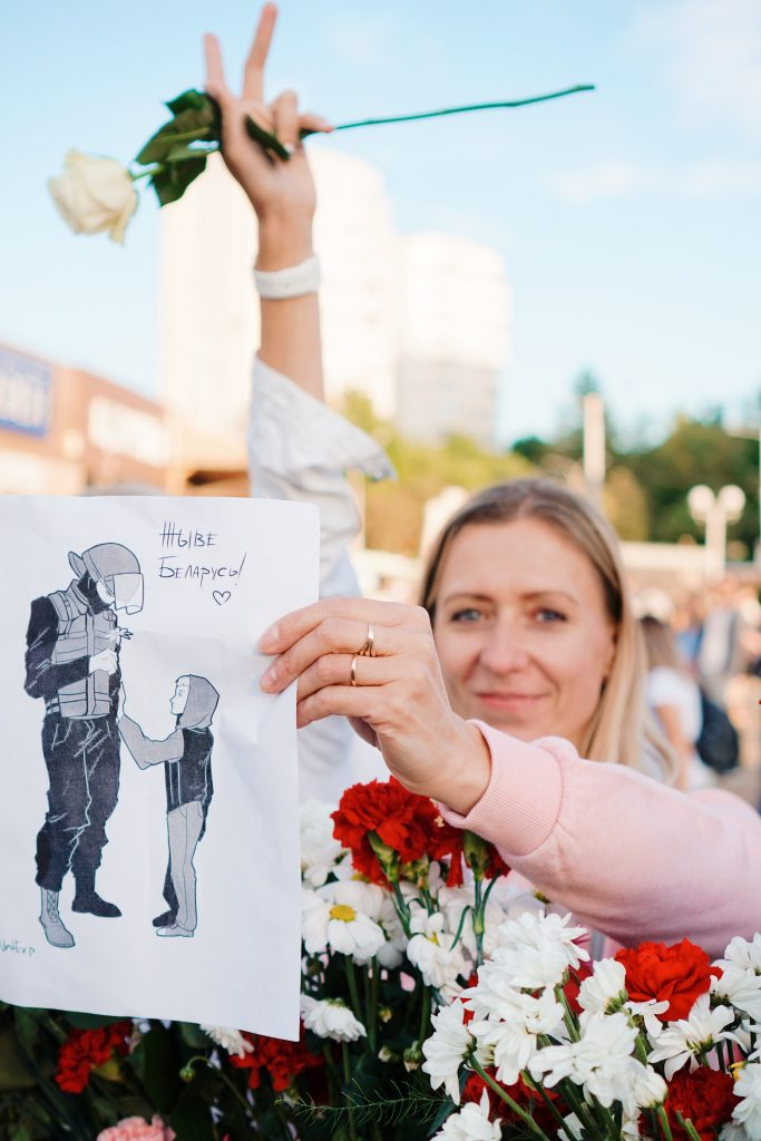 The Church in Belarus Provides the Hope of Christ to a Hurting Nation