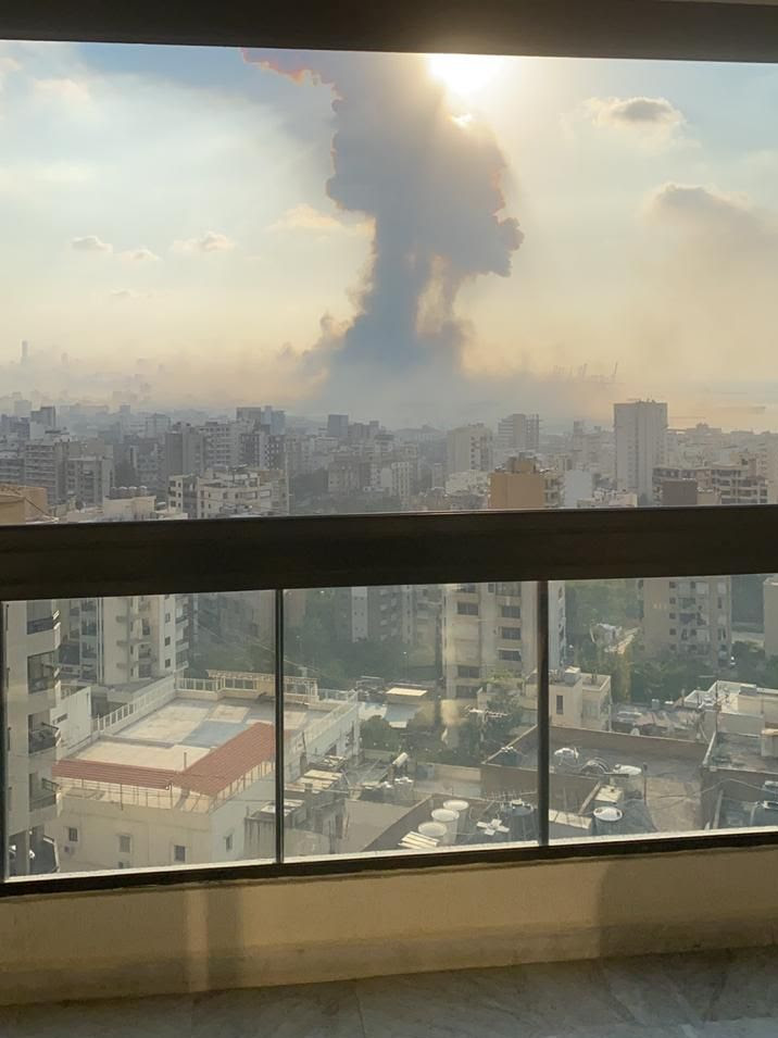 Lebanon mourns the deadly Beirut explosion