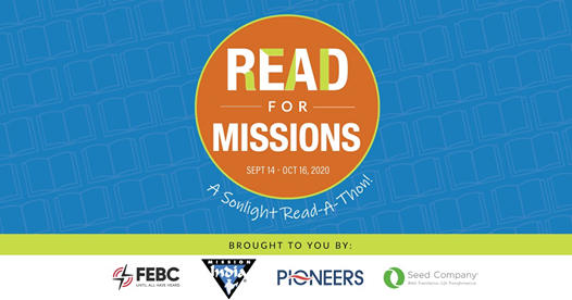 Sonlight's ds in Read-A-Thon can support children in India!